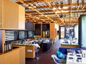 [:bg]Средиземноморски интериор в ресторант[:en]Mediterranean restaurant[:] | Leonardo Bansko