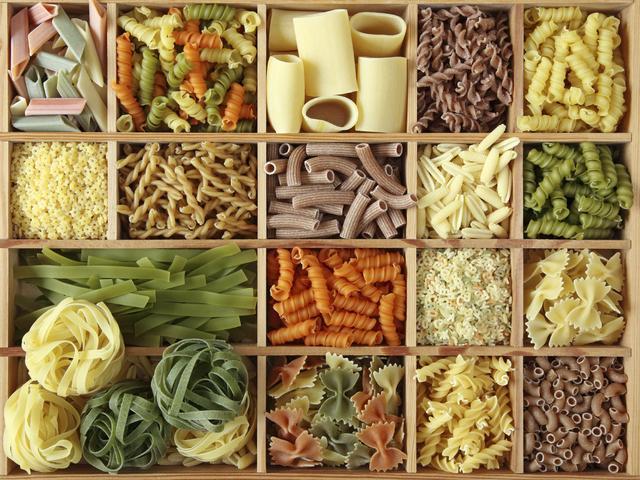 Различни видове италианска паста | Leonardo Bansko