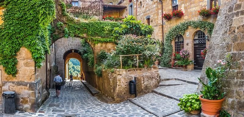 Област Лацио в Италия | Leonardo Bansko