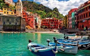 Област Лигурия в Италия | Leonardo Bansko