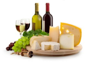 Wine and cheese | Leonardo Bansko