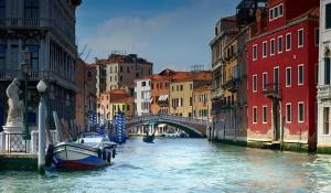 Пейзаж от Венеция | Leonardo Bansko