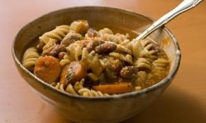 Минестра (супа в гърне) - италианско ястие | Leonardo Bansko