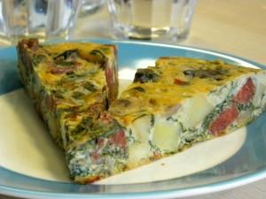 Паста фритата - италианско ястие | Leonardo Bansko