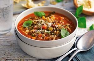 Класическа супа Минестроне | Leonardo