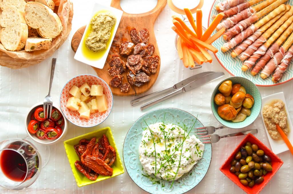 Italian appetizers | Leonardo Bansko