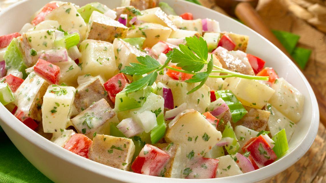 Italian type salads | Leonardo Bansko