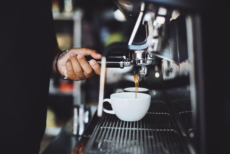 The coffee in Italy | Leonardo