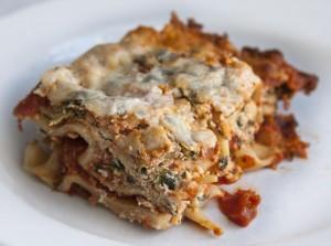 Italian lasagna | Leonardo Bansko