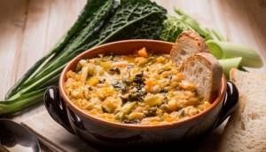 Italian soup - Ribollita