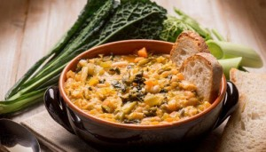 Италианска супа - Риболита