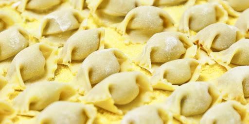Италиански агнолоти от Пиемонт