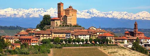 Красива снимка от Пиемонт, Италия