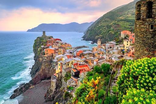 Лигурия, регион в Италия