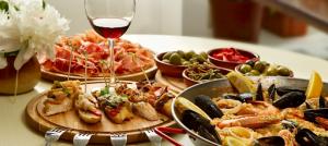 Италиански специалитети от Сардиния