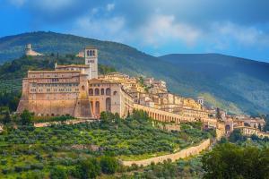 [:bg]Базилика от региона на Умбрия[:en]Basilica of the Umbria region[:]