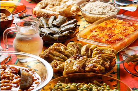 Strandzha cuisine