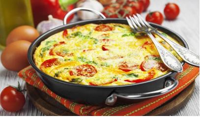 Яйца по италиански