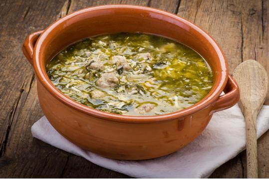 Най-популярните италиански супи