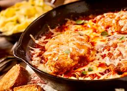 Chicken in Italian