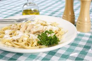 Italian fettuccine