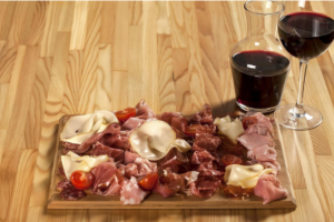 Italian sausages and the most suitable wines for them