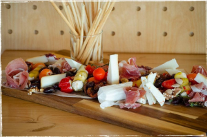 Italian-style mini catering - what to choose?